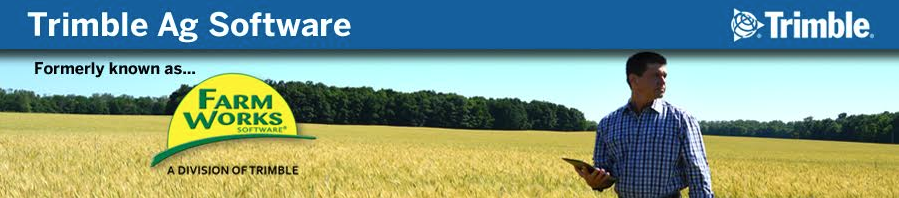 Trimble Ag Farmworks Software