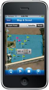 Connected Farm app