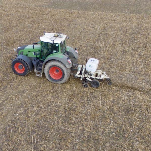 Precision Agronomy